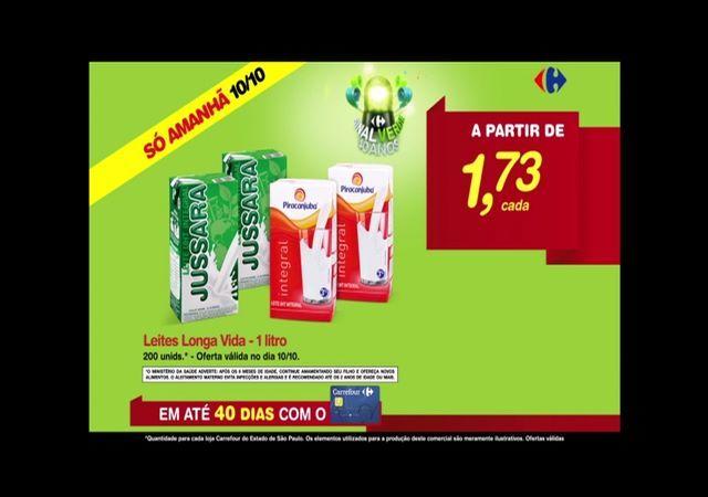 Clique na imagem e veja todas as ofertas do Carrefour para o dia 10/10/2015