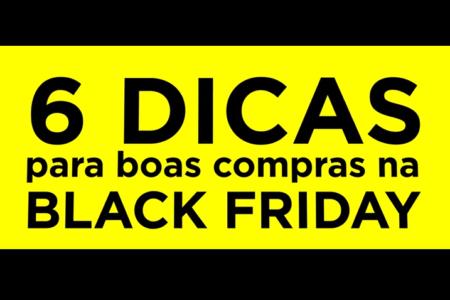 6 dicas para comprar bem na Black Friday