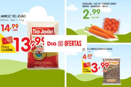 Ofertas Dia Supermercado até 02/02/2018