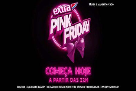 Pink Friday Extra para 11/05/2018