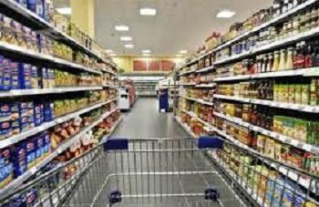Impacto da greve dos caminhoneiros no supermercados de São Paulo.