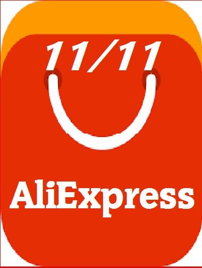 aliexpress2 A Black Friday Chinesa é neste 11 de Novembro: aproveite os descontos