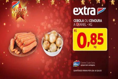 Terça e Quarta Extra Hiper Feira na TV até 04/12: confira as ofertas!