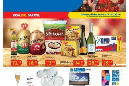 Novo Folheto de Ofertas BIG com mais de 300 promoções até 15/12