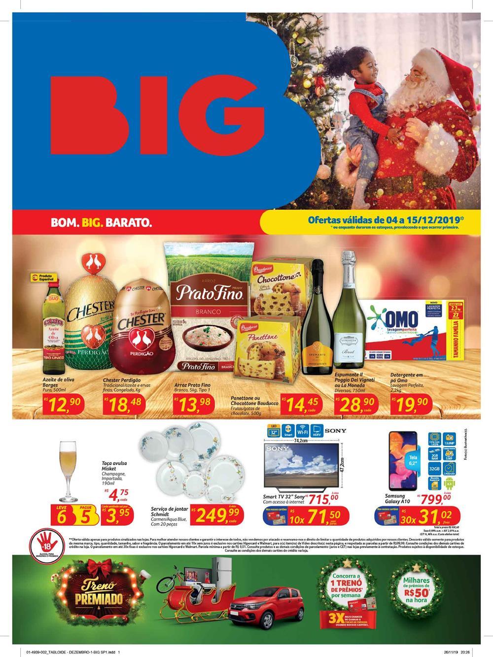 big-ofertas-tabloide1-1 Novo Folheto de Ofertas BIG com mais de 300 promoções até 15/12
