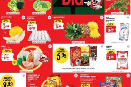 Dia Supermercado Gastar Menos na Ceia ofertas até 11 de Dezembro