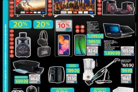 Extra Cyber Monday: ofertas para esta segunda pós Black Friday 02/12