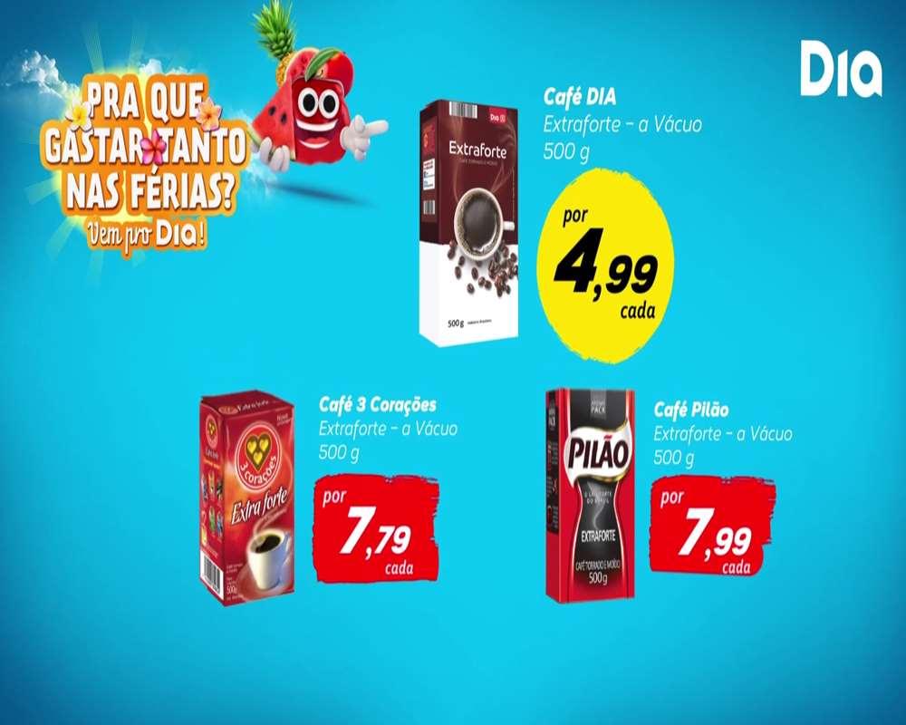 DIA-SUPERMERCADOS-NA-TV-4 Dia Supermercado na TV economia nas férias ofertas até 12/01: aproveite