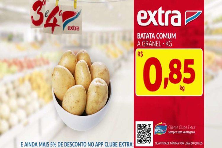 Terça e Quarta Extra Hiper Feira na TV até 29/01: confira as ofertas!