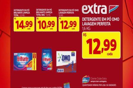 Hiper Saldão Extra ofertas válidas ainda neste domingo 05/01: confira aqui