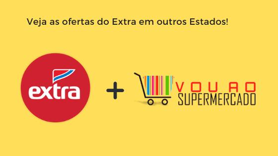 Veja-as-ofertas-do-Extra-em-outros-Estados-1 Folheto Final de Semana Extra Hiper ofertas hoje até 22/11