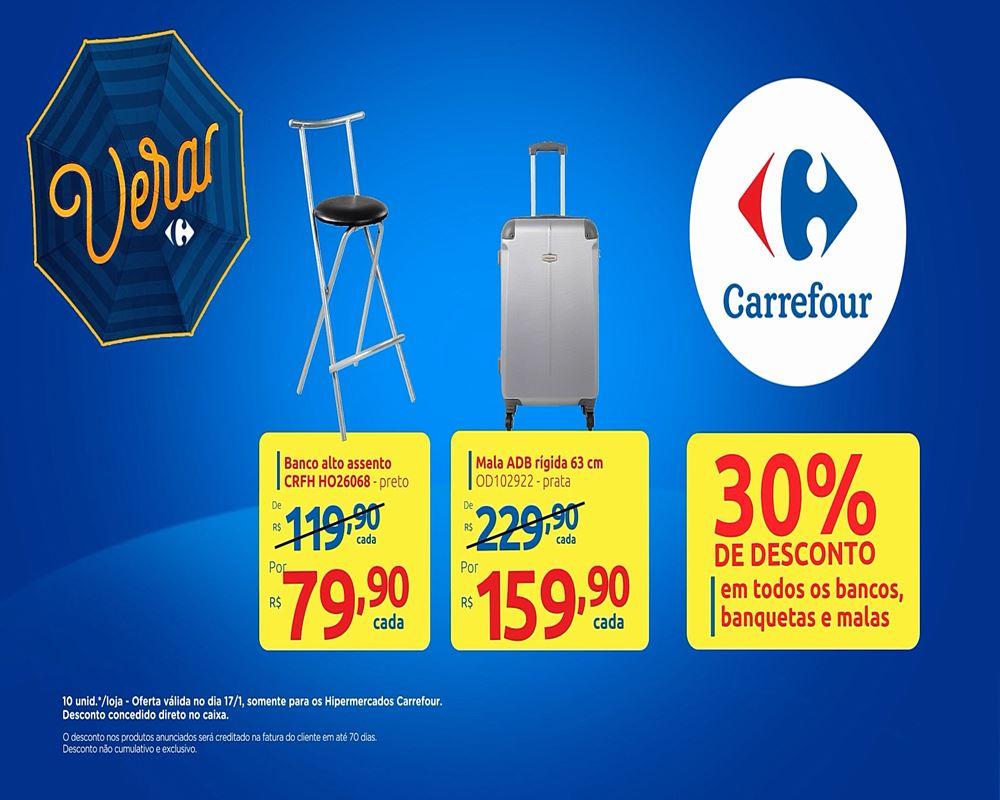 carrefour-Ofertas-TV11 Ofertas Anunciadas na TV Carrefour Verão para 17/01: confira