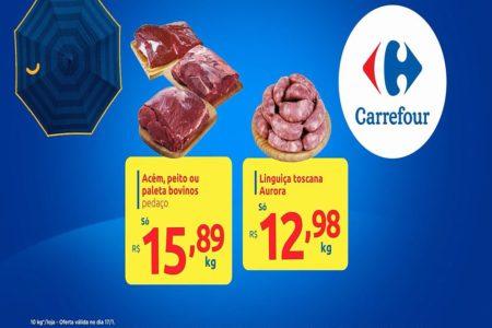 Ofertas Anunciadas na TV Carrefour Verão para 17/01: confira
