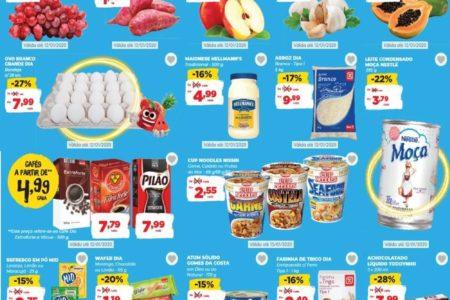 Novo Folheto Dia Supermercado Férias ofertas até 15 de Janeiro