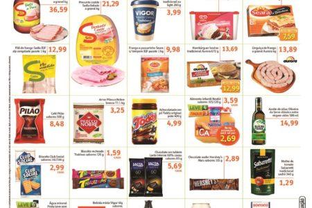 Novo Folheto Sonda Supermercados até 22 de Janeiro: confira