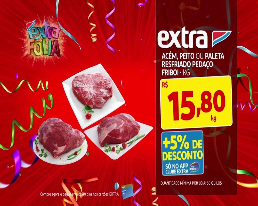 EXTRA-CARNAVAL-OFERTAS-9 Extrafolia ofertas da TV para este sábado 15/02 confira aqui