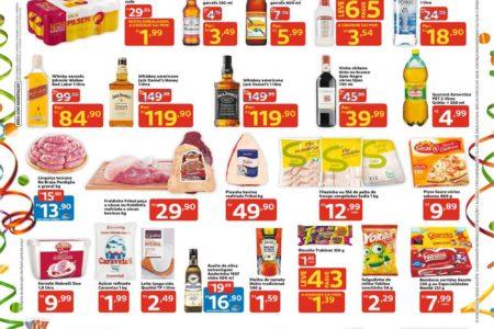 Folheto Final de Semana Extra Folia ofertas até 16/02