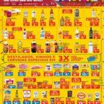 Folheto Esquenta de Carnaval Extra com ofertas apenas hoje 21/02