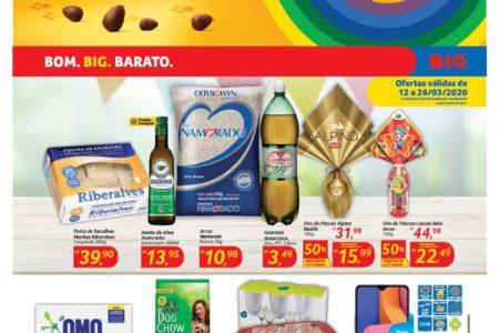 Novo Folheto BIG Páscoa com mais de 300 ofertas até 26/03