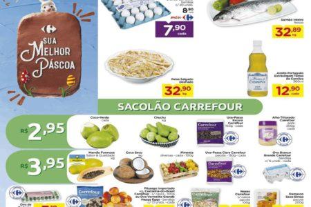 Folheto Feira Carrefour hoje ofertas para 18 de Março: confira