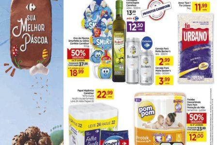 Novo Folheto de Ofertas Carrefour com mais de 500 promoções até 18/03