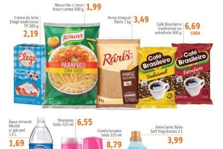 Segunda e Terça Mais Sonda Supermercados hoje 16 e 17 de Março