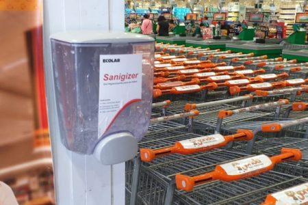 Coronavírus – Como se proteger nas compras de supermercados