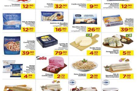 Novo Folheto de Ofertas Carrefour hoje com promoções até 13/04