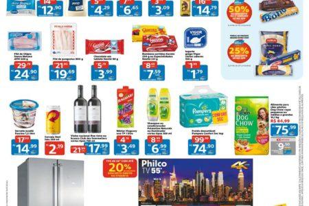 Novo Folheto Extra Hiper confira ofertas até 08 de Abril