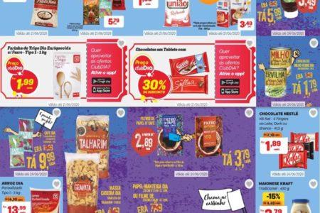 Folheto Dia Supermercado hoje ofertas até 24 de Junho: confira