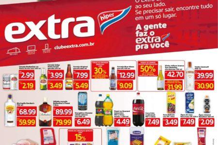 Final de Semana Extra Hiper hoje ofertas até 12 de Julho: confira