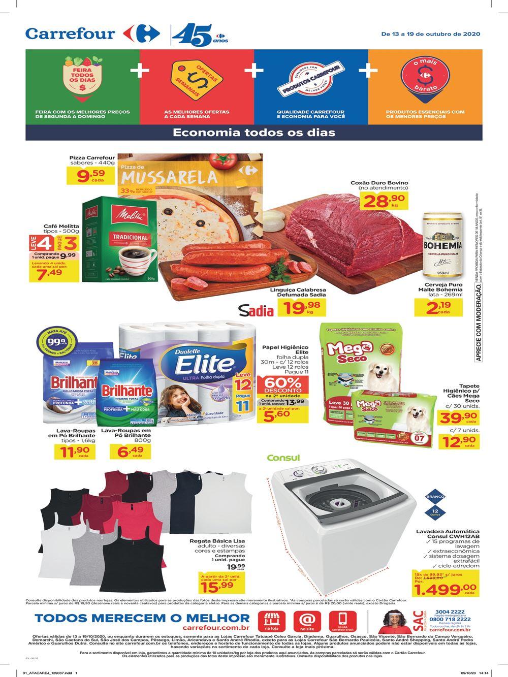Folheto de Ofertas Carrefour SP