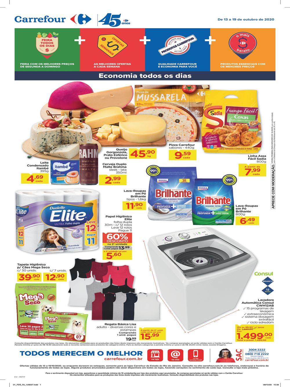 Folheto de Ofertas Carrefour