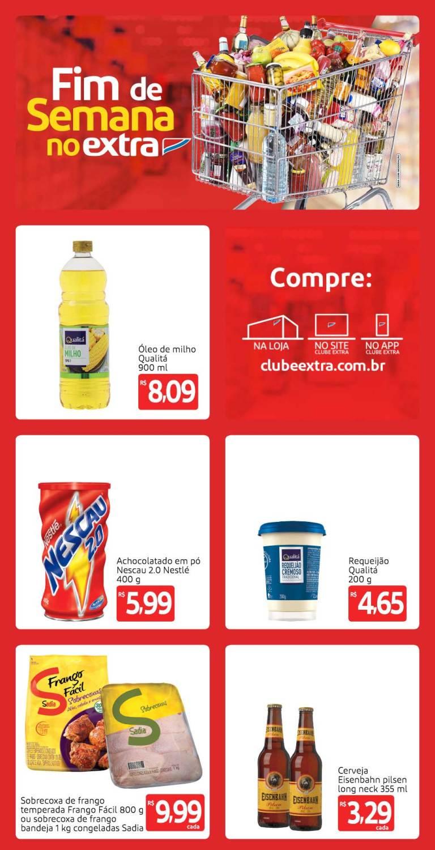 extra-ofertas-descontos-hoje5-42 Folheto Final de Semana Extra Hiper ofertas hoje até 22/11