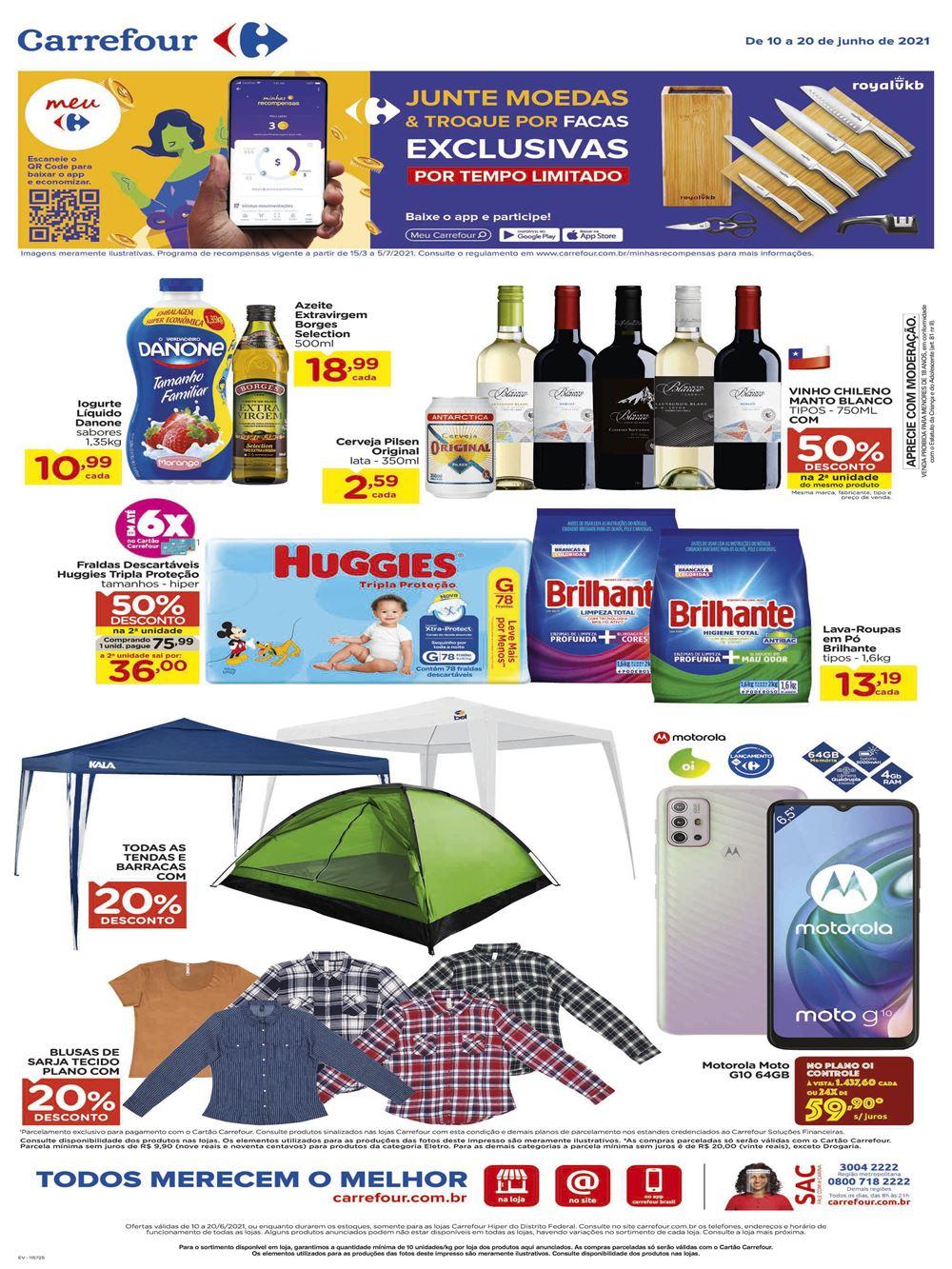 carrefour-ofertas-descontos-hoje1-17 Folheto Meu Carrefour com mais de 100 ofertas até 20 de Junho: confira