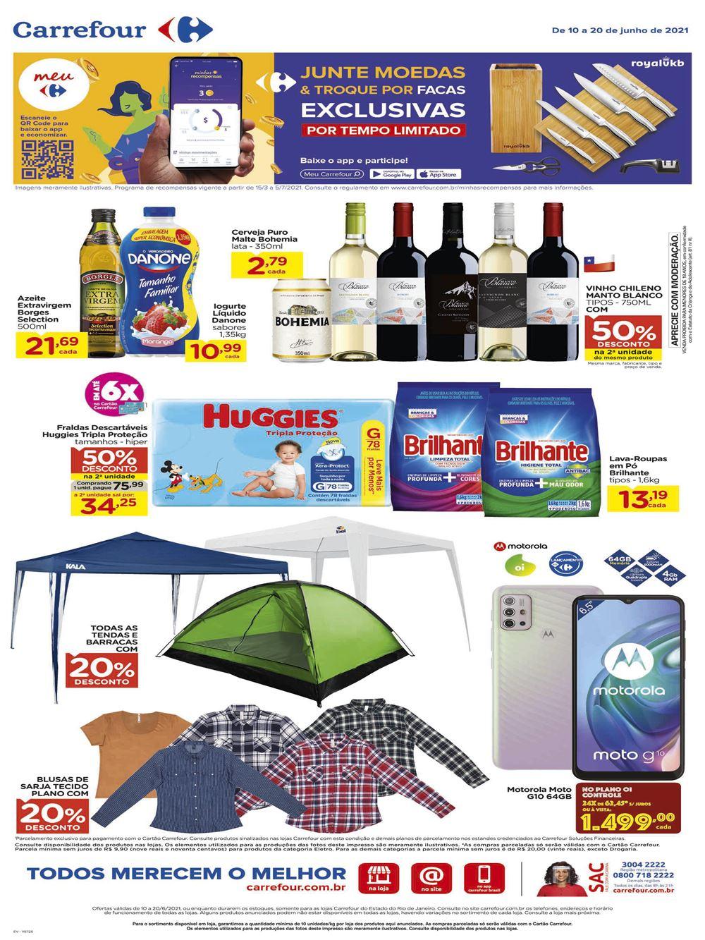 carrefour-ofertas-descontos-hoje3-19 Folheto Meu Carrefour com mais de 100 ofertas até 20 de Junho: confira