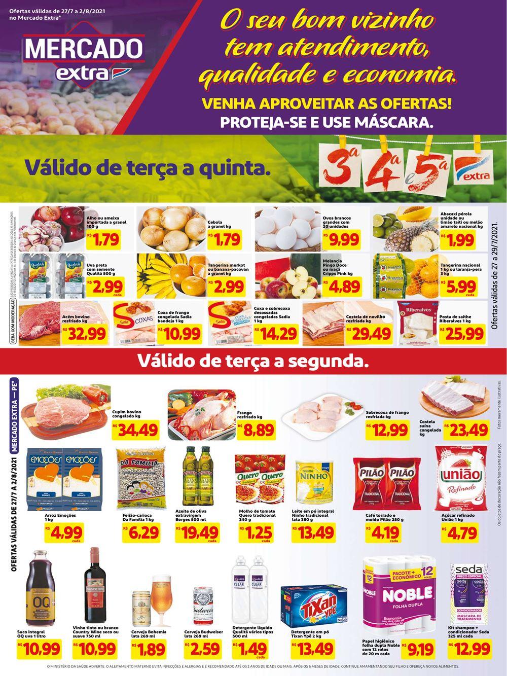 extra-ofertas-descontos-hoje1-69-1 Novo Folheto Mercado Extra ofertas até 02 de Agosto: confira