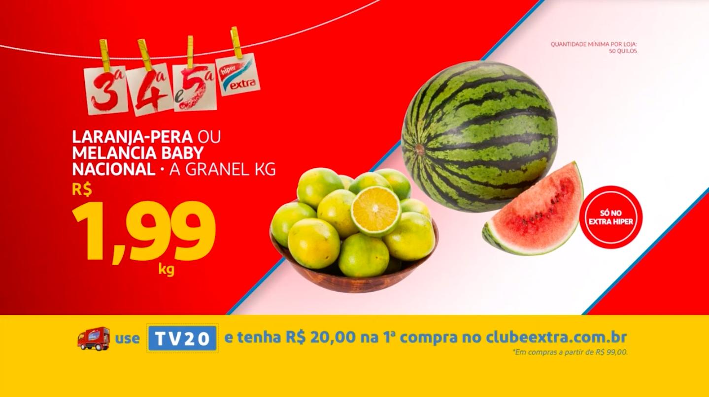 extra-ofertas-tv-2-1 Extra Hiper Feira ofertas da TV hoje até 29 de Julho de 2021: confira