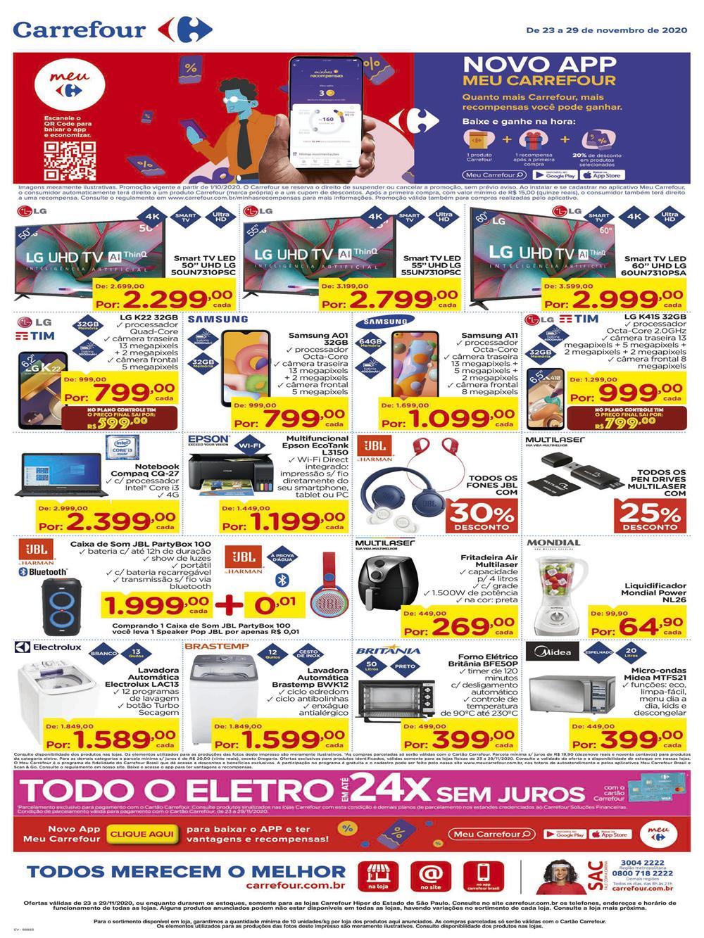 carrefour-ofertas-descontos-hoje1 Black Friday Carrefour até 29/11