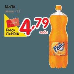 Oferta de Refrigerante no Dia Supermercado