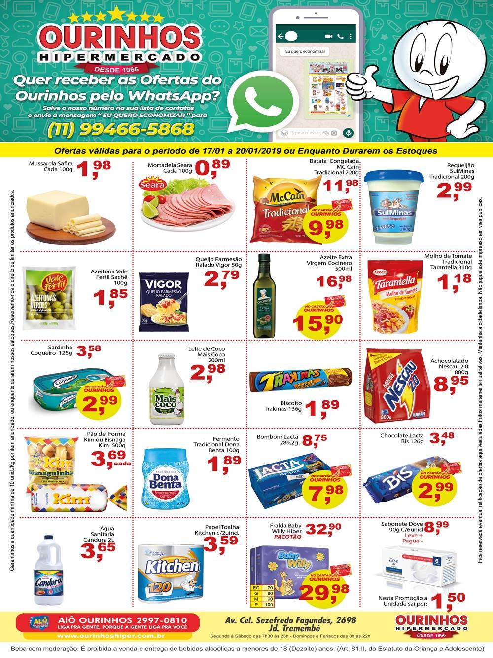 Oferta-Ourinhos1 Ofertas de Supermercados - Economize!