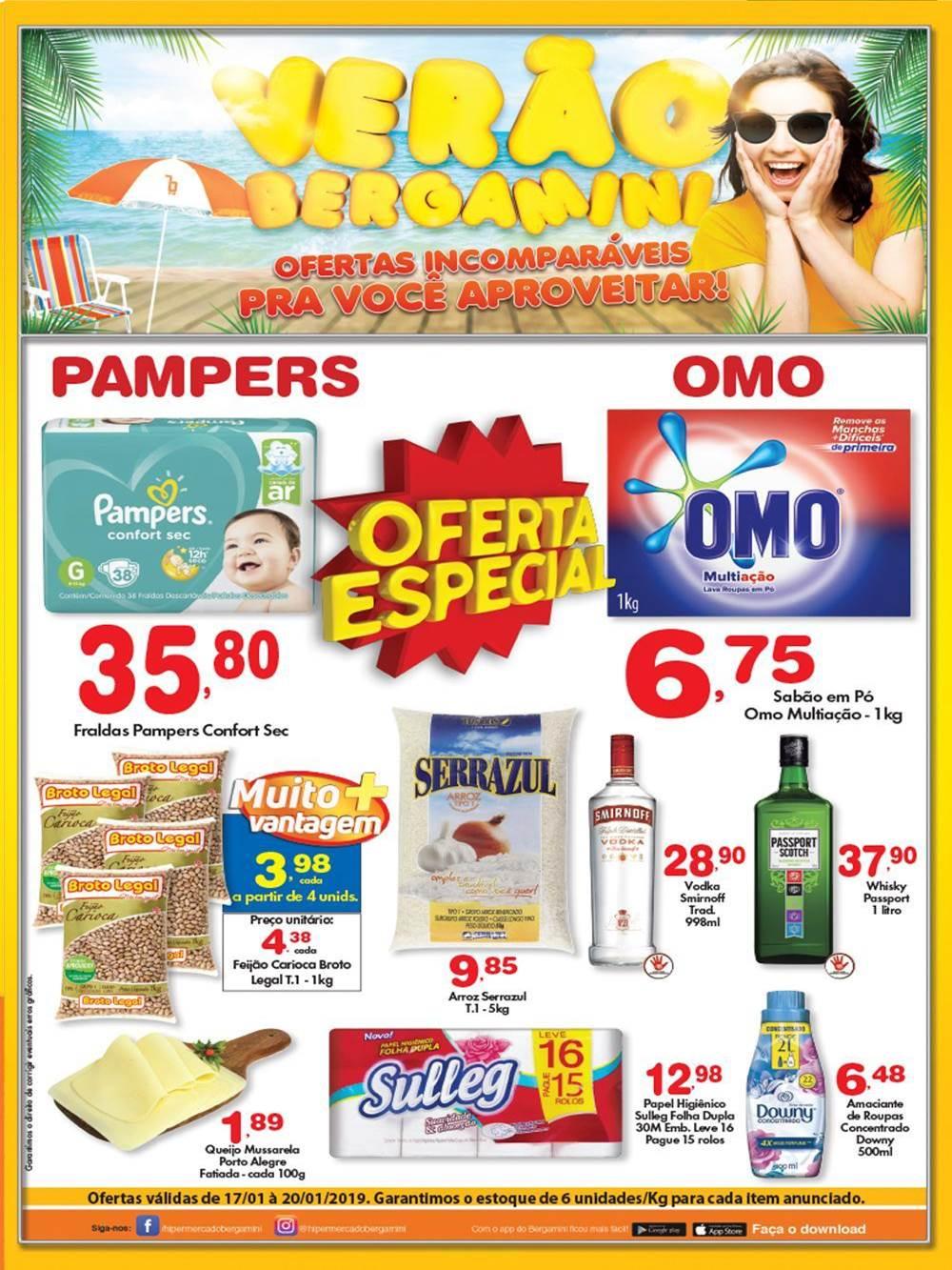 Oferta-bergamini1 Ofertas de Supermercados - Economize!