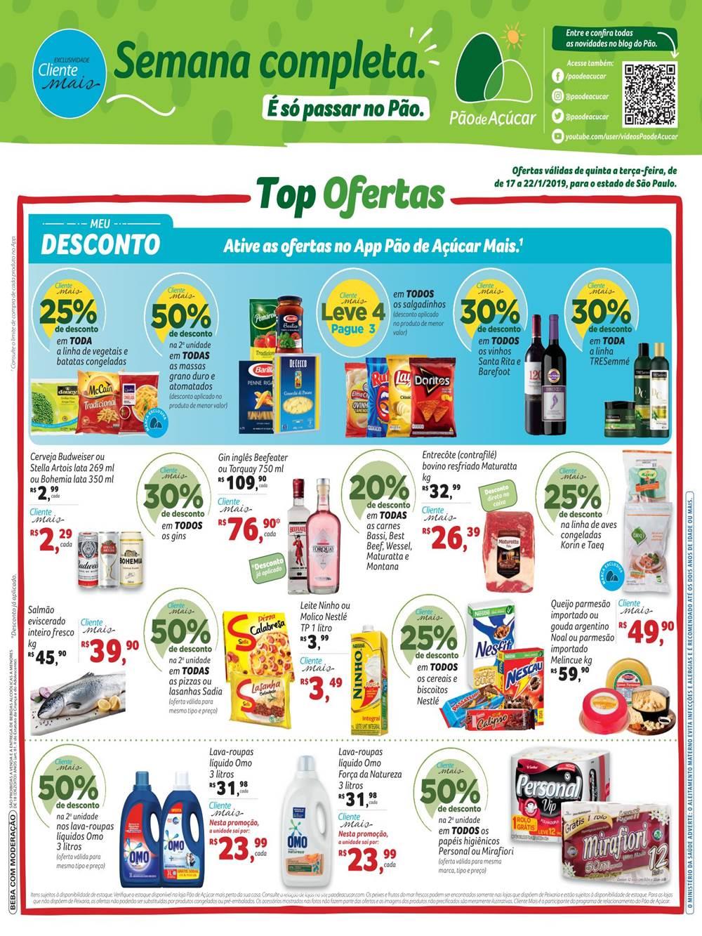 Oferta-pao1 Ofertas de Supermercados - Economize!