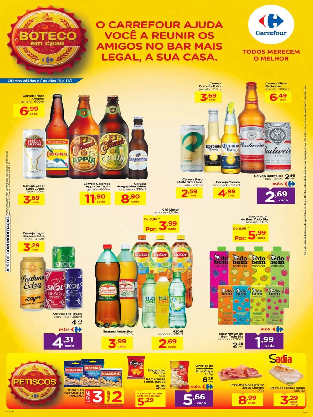 Ofertas-Carrefour1-5 Carrefour para 18/01