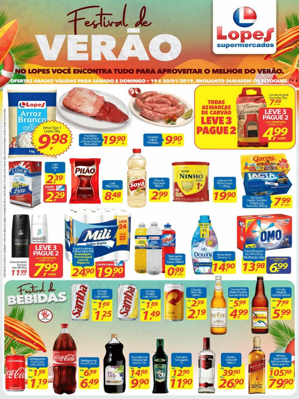 Ofertas-Lopes1-2 Ofertas de Supermercados - Economize!