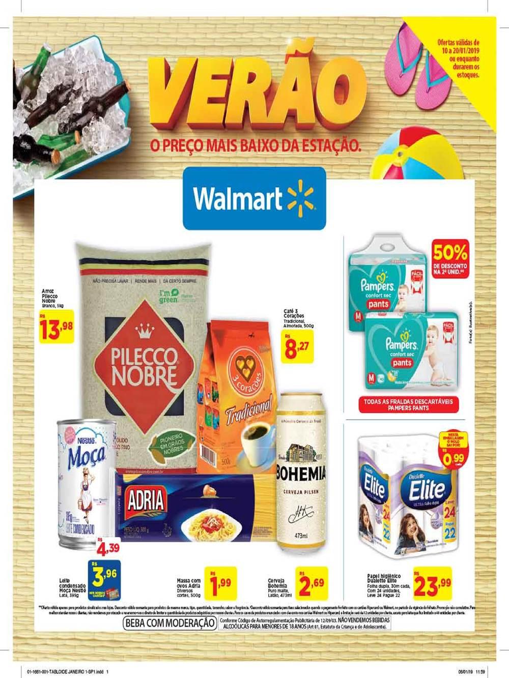 Ofertas-Verao1 Walmart até 17/02