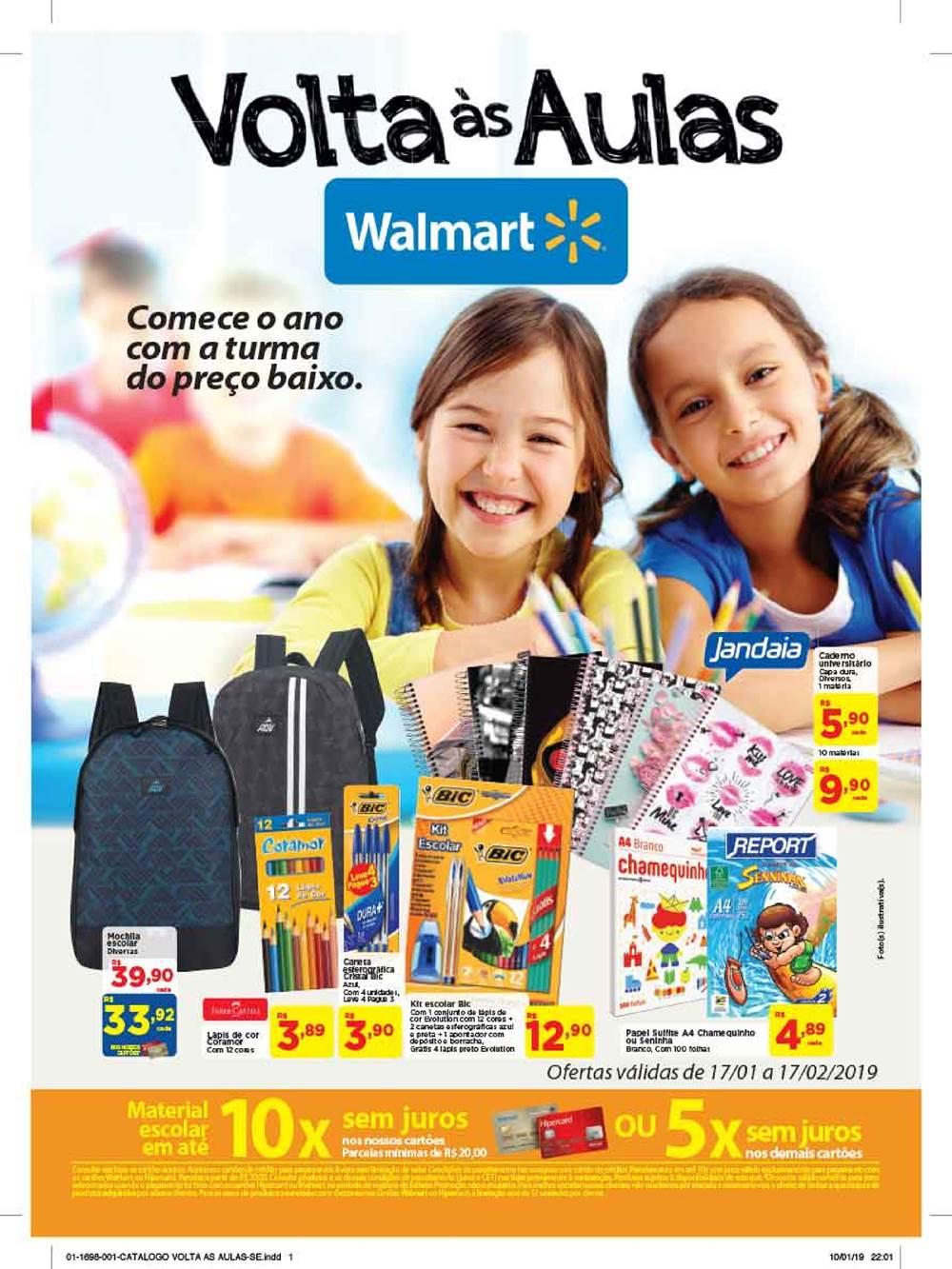 Ofertas-Walmart1-4 Folhetos- Saldão