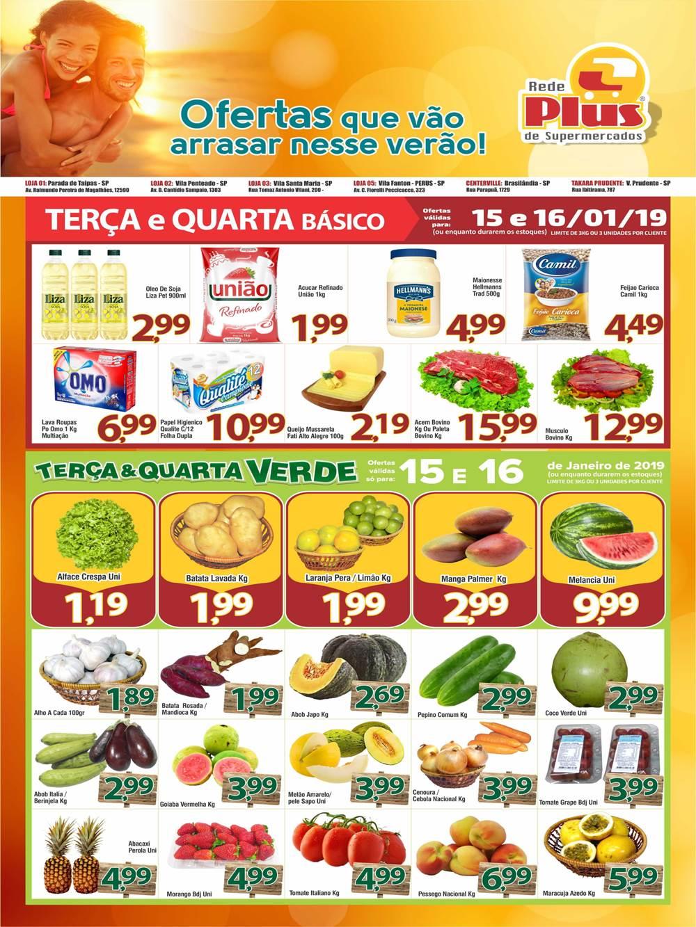Ofertas-redeplustakara1 Rede Plus até 17/01