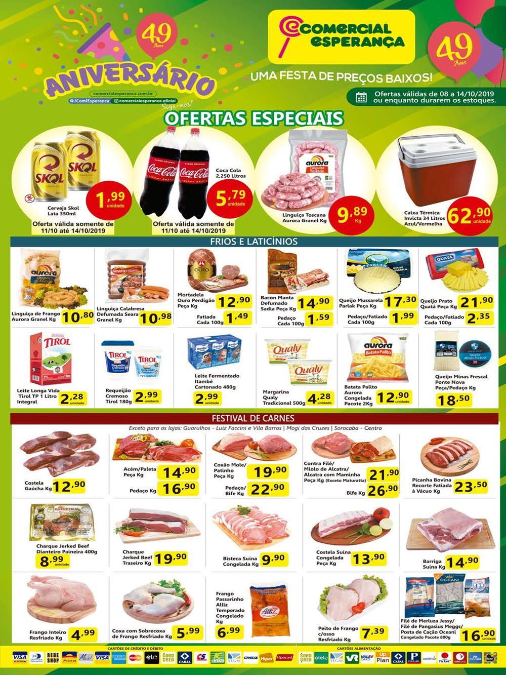 Esperanca-Ofertas-Folheto1 Ofertas de supermercados - Black Friday 2019