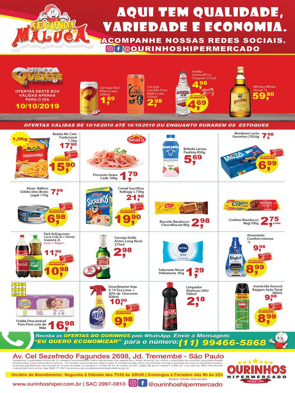 Ourinhos-Ofertas-Tabloide1 Ofertas de supermercados - Black Friday 2019